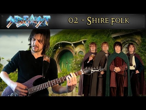 Lord of the Metal Rings - Shire Folk