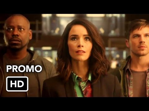 "Timeless (NBC) ""Change Time, Make History"" Promo HD"