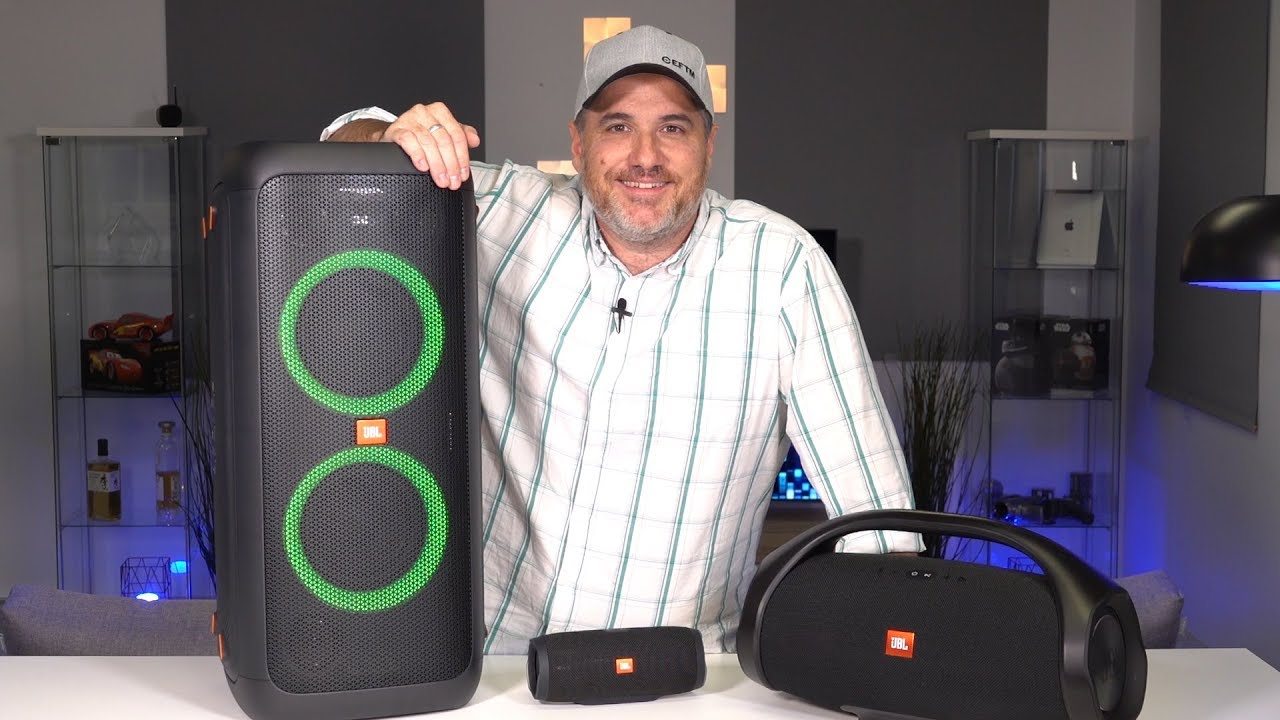 42f5b8a48a4 JBL PARTYBOX 300 QUICK LOOK - YouTube