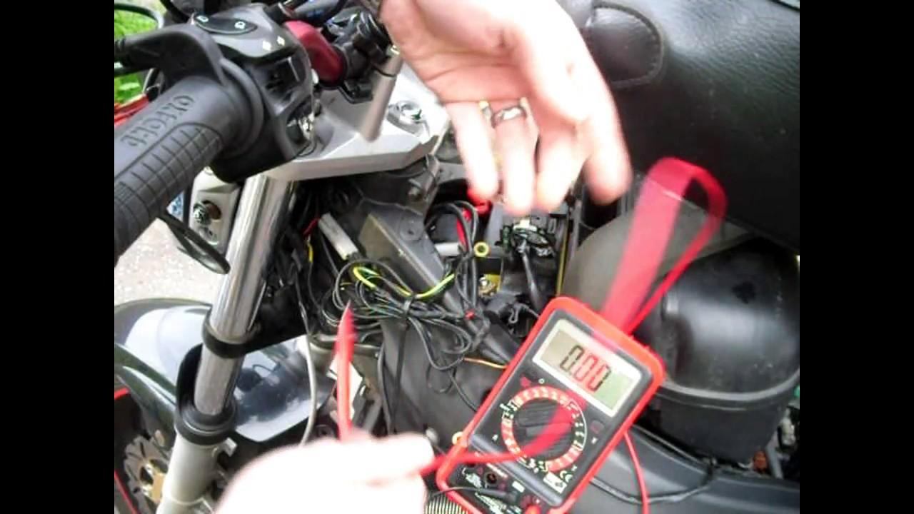 [how to] stator and regulator faults identification fz6 fazer