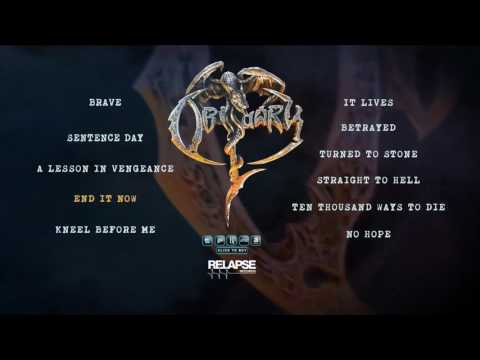OBITUARY - 'OBITUARY' [Full Album Stream]