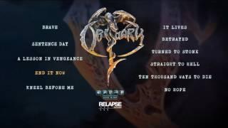 OBITUARY - 'OBITUARY' [Full Album Stream]