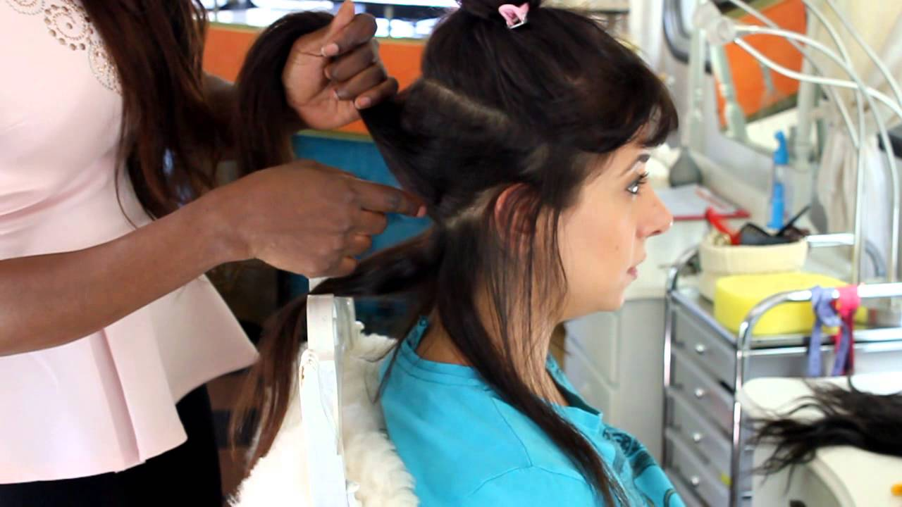 Hair extension makeover 1 youtube hair extension makeover 1 pmusecretfo Choice Image