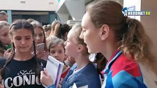 Светлана Колесниченко получила приз LEN — «лучшая синхронистка сезона-2018»