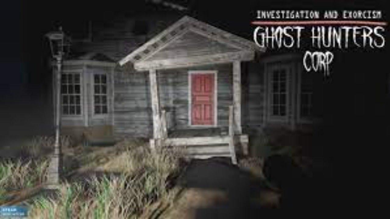 Niefartowne egzorcyzmy    LIVE    Ghost Hunters Corp