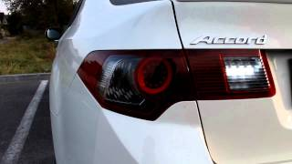 Honda Accord 8 gen: Led tuning by Dr.Led