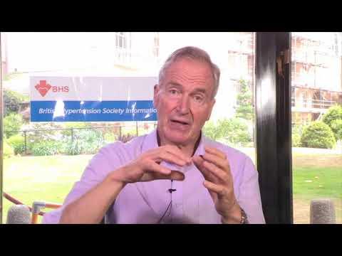 5.  Hypertension & Salt Presented by Prof Graham MacGregor