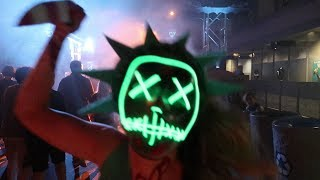 Our First Look At HHN 2017 At Universal Studios Orlando | All The Halloween Fun & Frights!