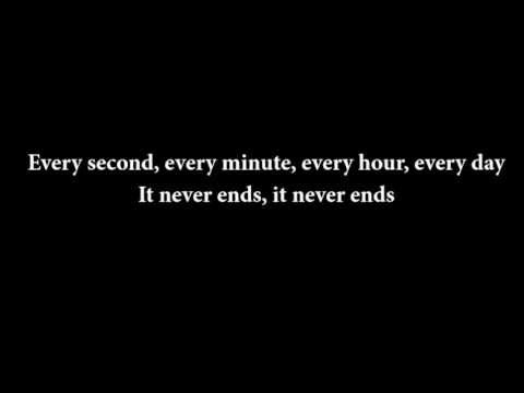 Bring Me The Horizon  It Never Ends lyrics
