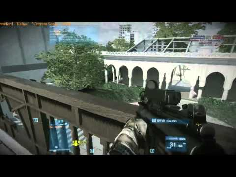 BF3 with Mortkarl on Ziba Tower (Norsk chat) - 1 / 3