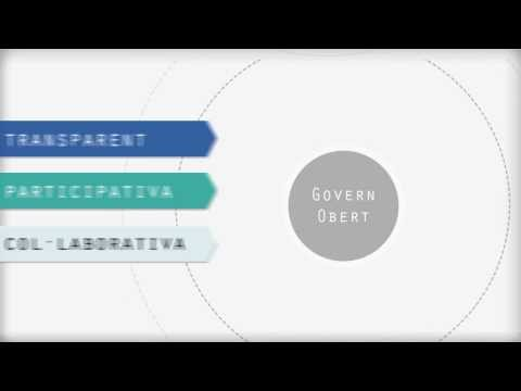 Govern Obert a l'Ajuntament de Barcelona