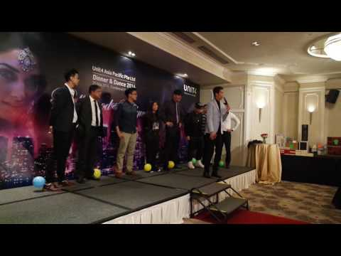 FLY HOSTS : Benjamin Heng - Unit4 Asia Pacific Dinner and Dance