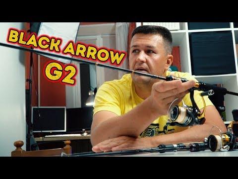 Обзор спиннинга Sportex Black Arrow G2 и сравнение Sportex Nova Ultra Light
