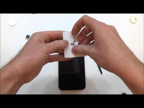 Alcatel One Touch Hero 2 - распаковка, предварительный обзор