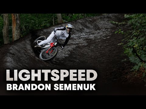First Tracks In Japan | Lightspeed Feat. Brandon Semenuk