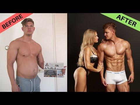 My 12 Week Body Transformation - MERIJN