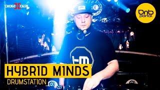 Hybrid Minds - Drumstation [DnBPortal.com]