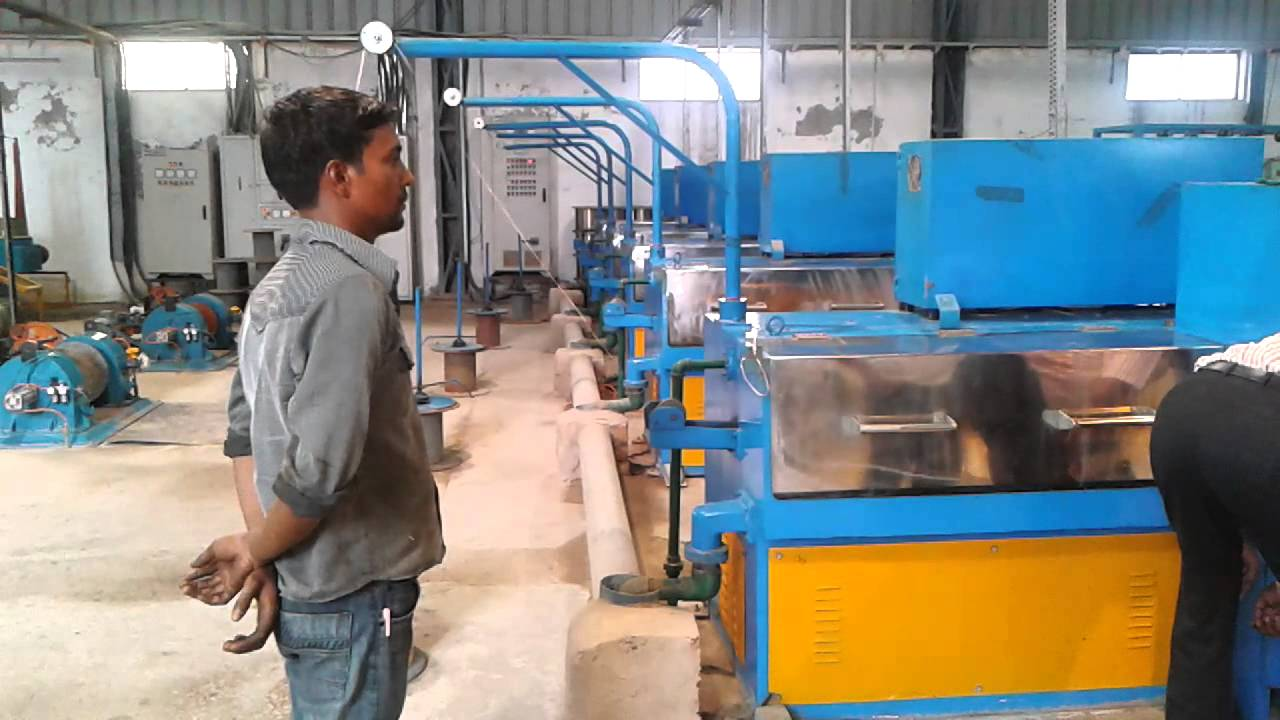 SAT INDIA LTD. (CONNEXIONZ) Copper Wire Manufacturing Unit at ...