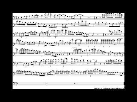 Bob McChesney 'Please Be Kind' Trombone Solo Transcription
