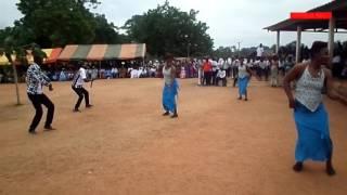 2ème Édition Damin Festival à Adoukouakro : Prestation du groupe NIGUI SAFF KADANCE
