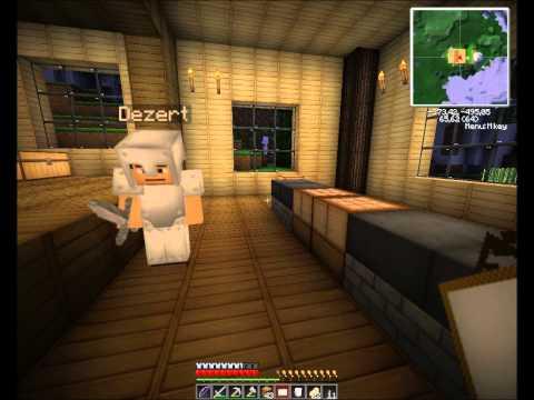 """Смотреть прохождение игры [Coop & Friends] Minecraft 1.3.1. Серия 8: """"Имя мое легион""""."""