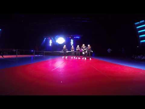 Intrus Vilnius | Small Group Beginners Juniors + Adults | European Cup'16