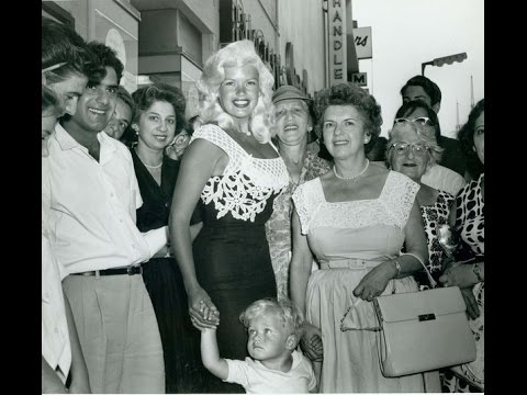 Living Famously Jayne Mansfield Diamonds to Dust Documentary