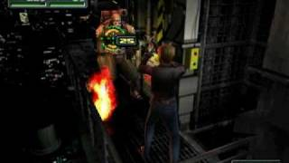 Game Over: Parasite Eve 2
