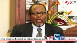 Video Kilichowakuta Wafanyakazi wanne waliokwenda nje ya Tanzania bila ruhusa ya Rais Magufuli. download MP3, 3GP, MP4, WEBM, AVI, FLV November 2018