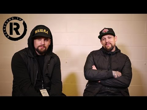 Good Charlotte - Remember That Time I... Interview (Part 1)
