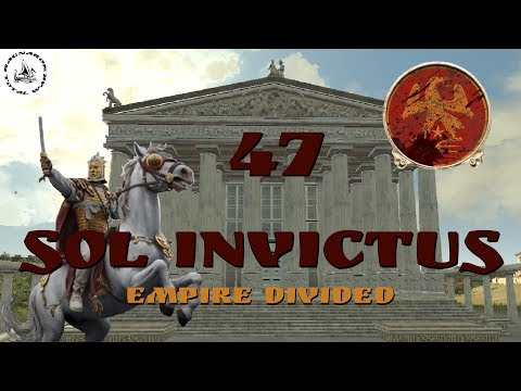 Rome Aurelian 47 | Total War: Rome II Empire Divided