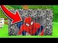 Minecraft : WE TRAPPED SPIDERMAN (Ps3/Xbox360/PS4/XboxOne/PE/MCPE)
