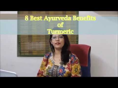 8 Best Ayurveda Benefits of Turmeric for Health & Beauty