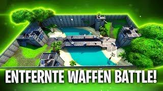 ENTFERNTE WAFFEN BATTLE! ❌ | Fortnite: Battle Royale