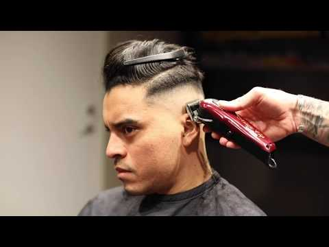 Men S Slicked Back Hairstyle Inspiration 2019 Youtube