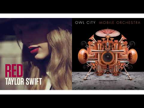 State of Verge - Taylor Swift vs. Owl City (Mashup)