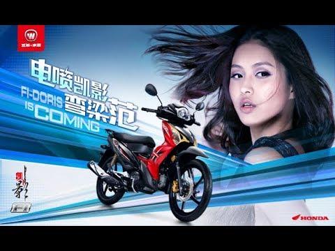 FB.com/XeMayWave.vn ► Xe Máy Honda Wave 125cc Giá 39 Triệu Nhập Khẩu Đại Lục Tại Triển Lãm Xe