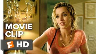 Knock Knock Movie CLIP - Air Boxing (2015) - Keanu Reeves, Ana de Armas Movie HD