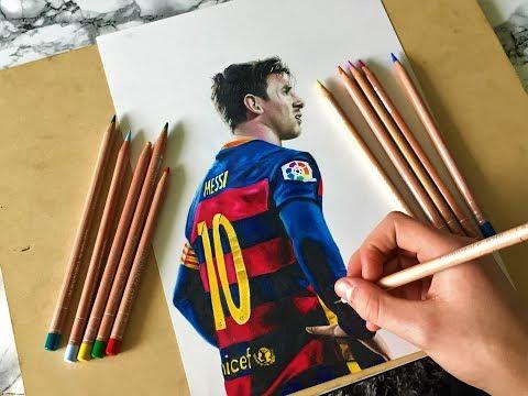 how to draw barcelona logo step by step