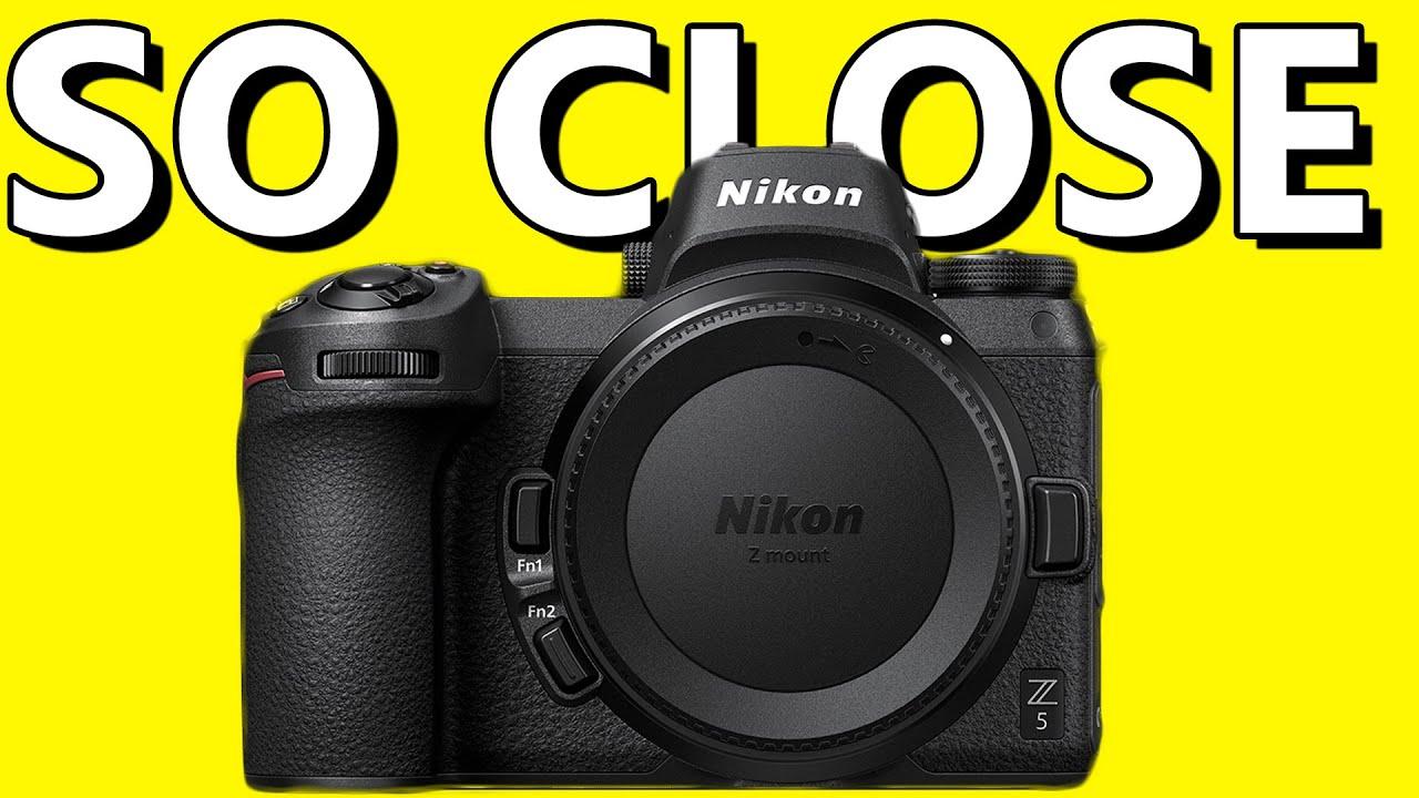 Nikon Z5: How Will Nikon Ruin It?