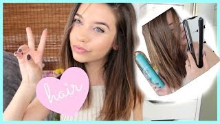 Hair Care Routine! ♡ Thumbnail