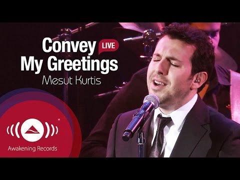 Mesut Kurtis - Convey My Greetings (ودّي لي سلامي) | Awakening Live At The London Apollo