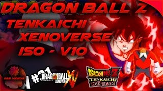 (Descargar)Dragon Ball Z Tenkaichi Tag Team-Pack de Mods - ISO V10 - ESPECIAL XENOVERSE 2-DBS VIDEOS