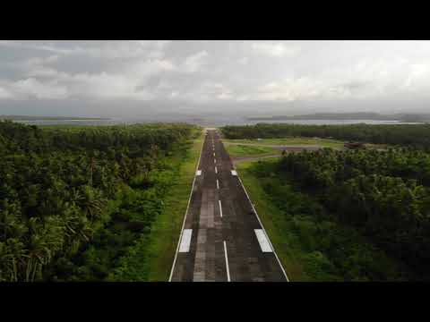 Borongan Airport 2018