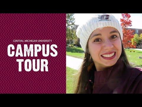 CMU Campus Tour - Jordan