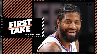 What would Paul George winning the series vs. the Jazz mean for his legacy? | First Take