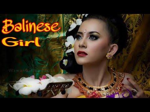 Balinese Girl, Amazing Woman from Bali