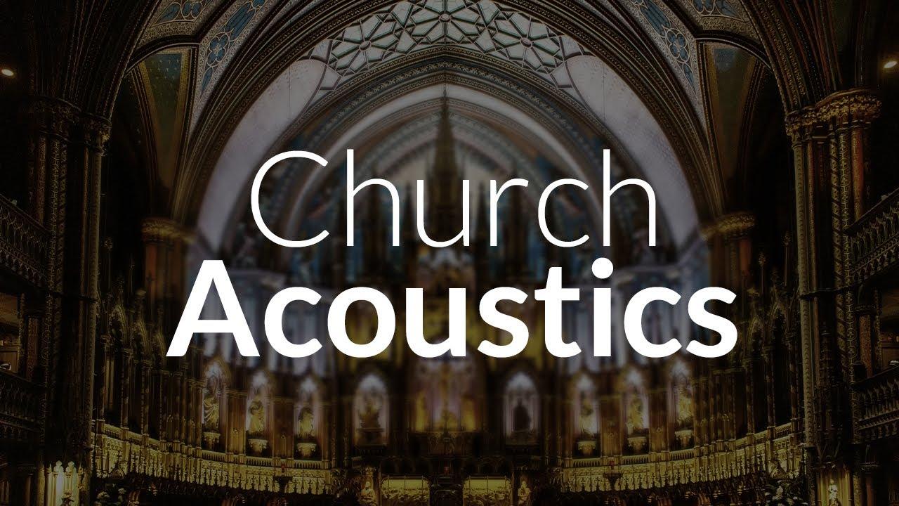 Church Acoustics - www.AcousticFields.com