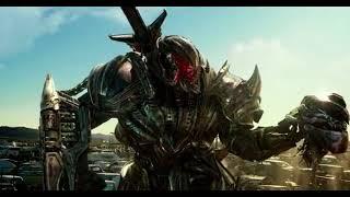 Автоботы VS Десептиконы ( Часть-1 ) \ Трансформеры 5: Последний рыцарь