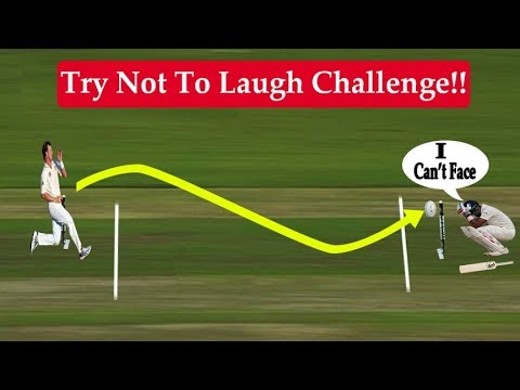 Top 10 Most Funniest Dismissals in Cricket - Try Not To Laugh Challenge!!
